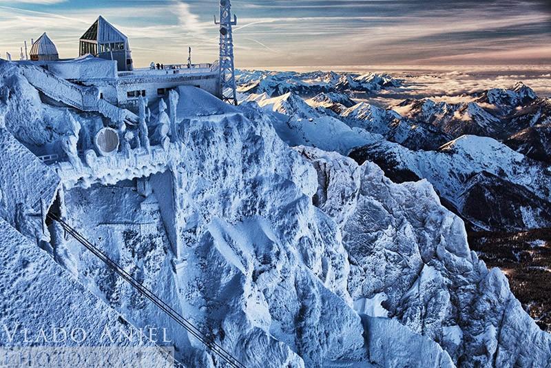 Alpy, Rakúsko